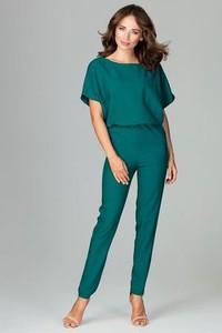 Kombinezon LENITIF z długimi nogawkami w stylu casual