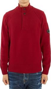 Czerwony sweter C.P. Company
