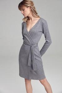 Sukienka Colett z dekoltem w kształcie litery v