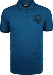 Koszulka polo Just Cavalli z bawełny