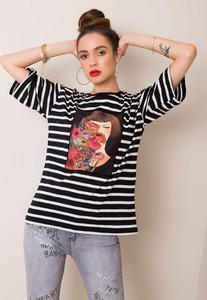 T-shirt Sheandher.pl z krótkim rękawem