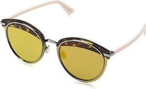 Zielone okulary damskie Dior