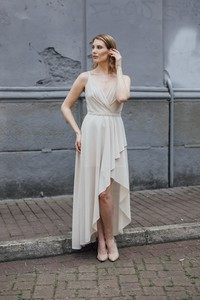 Sukienka Maravilla Boutique asymetryczna