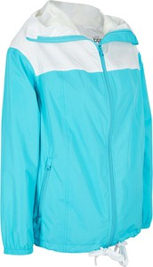 Niebieska kurtka bonprix w stylu casual