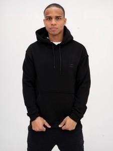 Czarna bluza Jigga Wear w młodzieżowym stylu