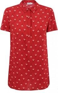 Czerwona bluzka Premiera Dona