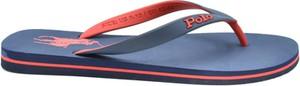 Granatowe buty letnie męskie POLO RALPH LAUREN