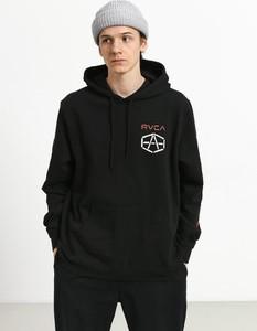 Czarna bluza RVCA