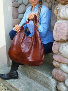 Brązowa torebka TrendyTorebki w wakacyjnym stylu