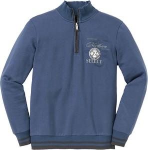 Niebieska bluza bonprix bpc selection