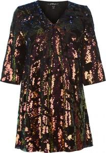 Sukienka Golddigga z dekoltem w kształcie litery v
