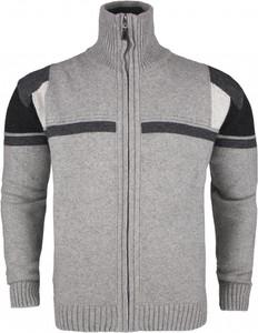 Sweter Hajo w geometryczne wzory