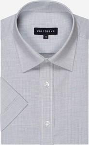 f6158d4bad6757 koszule męskie krótki rękaw wólczanka - stylowo i modnie z Allani