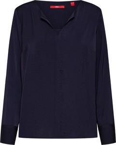 Niebieska bluzka S.Oliver Red Label