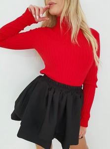ac9dacfc77 spódniczka mini czarna - stylowo i modnie z Allani