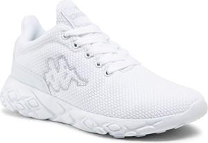 Buty sportowe Kappa z płaską podeszwą sznurowane