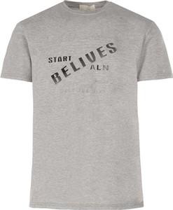 T-shirt born2be z krótkim rękawem w młodzieżowym stylu