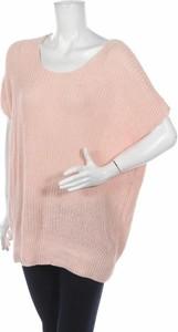 Różowy sweter Bonds w stylu casual