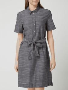 Sukienka Montego z bawełny w stylu casual mini