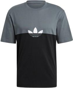 T-shirt Adidas Originals z bawełny z krótkim rękawem