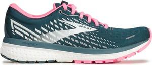 Buty sportowe Brooks z płaską podeszwą sznurowane