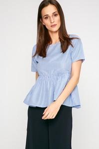 Błękitna bluzka Answear