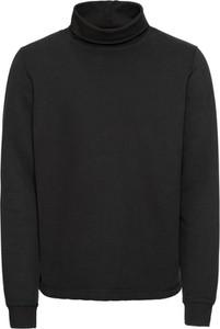 Czarna bluza Drykorn z bawełny w sportowym stylu