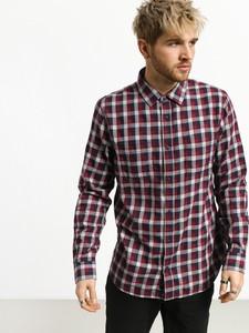 Koszula Vans z długim rękawem z bawełny
