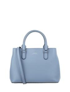 Niebieska torebka Lauren Ralph Lauren w stylu casual