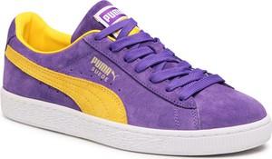 Puma Sneakersy Suede Teams 380168 03 Fioletowy