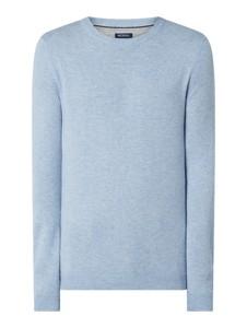 Sweter McNeal z kaszmiru w stylu casual
