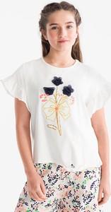 Koszulka dziecięca Smart & Pretty z bawełny