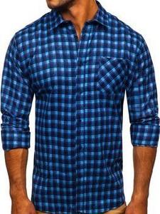 Koszula Denley w stylu casual z długim rękawem