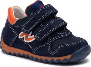 Buty sportowe dziecięce Naturino na rzepy