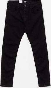 Czarne spodnie Carhartt WIP z bawełny