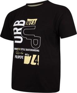 T-shirt Bigsize w młodzieżowym stylu