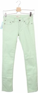 Zielone spodnie dziecięce Roxy