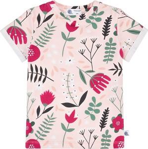 Koszulka dziecięca Tuszyte w kwiatki