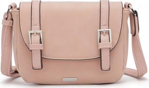 Różowa torebka Tamaris