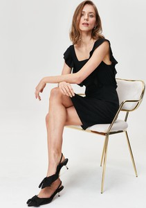Czarna sukienka FEMESTAGE Eva Minge