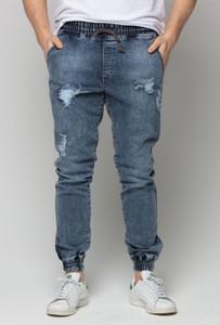 Jeansy Diamante z jeansu