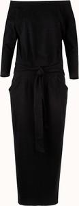 Czarna sukienka By Insomnia