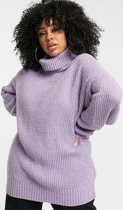 Sweter Missguided Plus w stylu casual