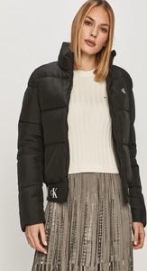 Kurtka Calvin Klein w stylu casual krótka