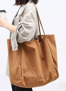 Brązowa torebka Cikelly duża na ramię