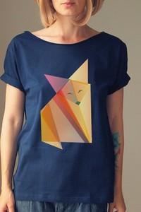 T-shirt ONE MUG A DAY z bawełny