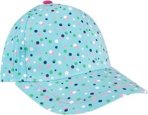 Miętowa czapka yoclub z bawełny