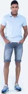 Niebieskie spodenki Big Star z jeansu