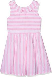 Różowa sukienka dziewczęca Yumi
