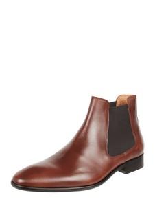 Brązowe buty zimowe Cinque